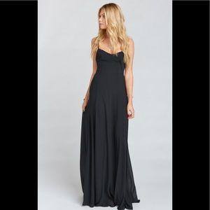 Show me your mumu goddess godshaw maxi gown